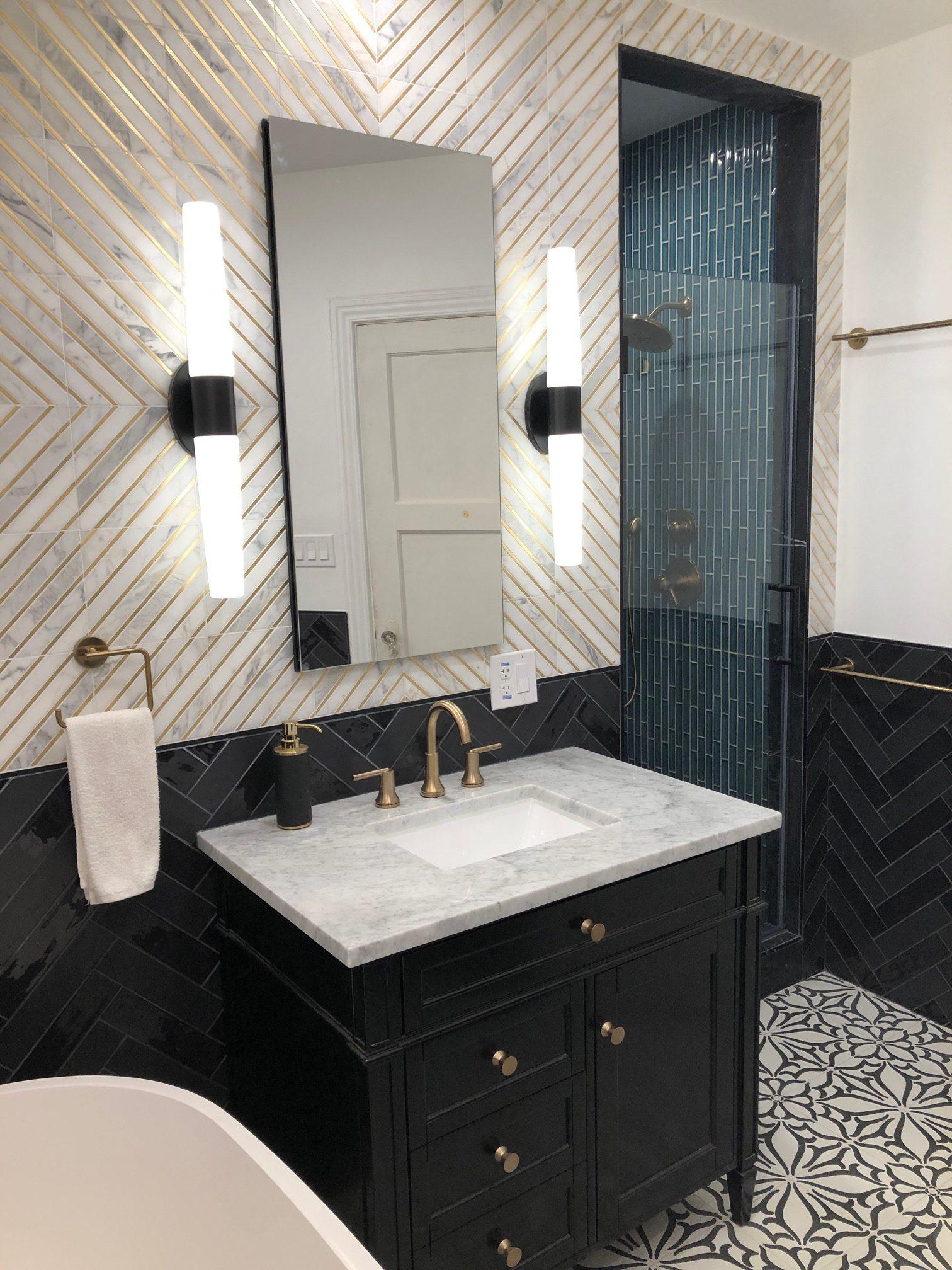 Bathroom Global Tile Design